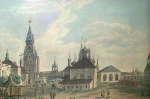 храм свт. Николая чудотв. Гостунского